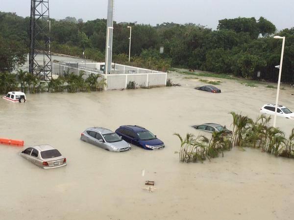 10478229 929482077072292 5655684587487415748 n Foto: Aguaceros inundan zonas de Punta Cana y Bávaro [RD]
