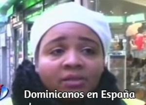 Dominicanos en espana