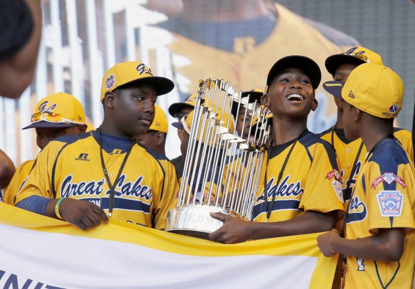 LLWS US Champion Residency Baseball