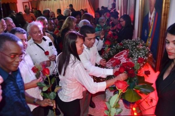 3663441dd222350fbc76c2bb65fe8aae 620x412 Realizan homenaje a Hugo Chávez en RD