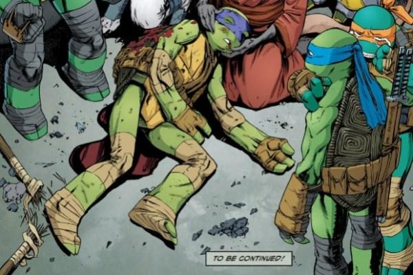550c85879ea5e 620x0 Murió una de las Tortugas Ninja