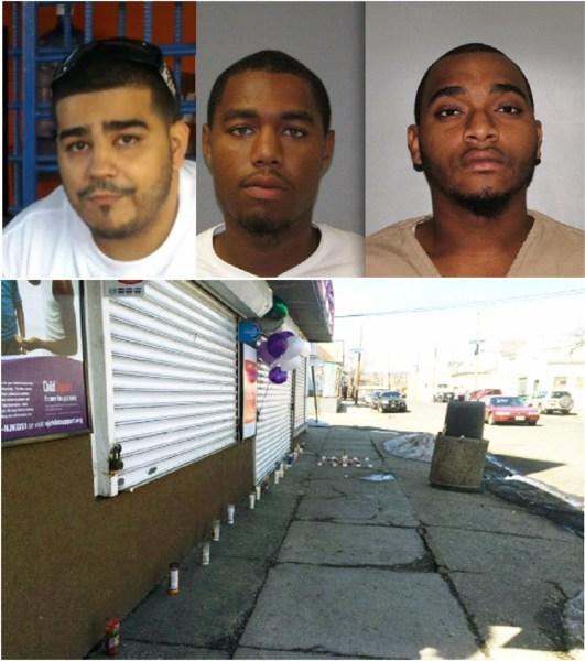Dos sospechosos acusados por el asesinato
