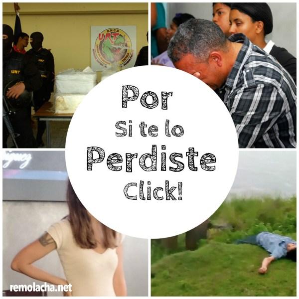 hhhh Ex socio de Quirino, violencia consterna el Cibao, Mala Rodríguez se pasó.... [Más vistas…]