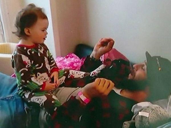 ht utah miracle baby lily groesbeck devin trafny jc 150312 4x3 992 Primeras imágenes de la niña que sobrevivió a fatal accidente