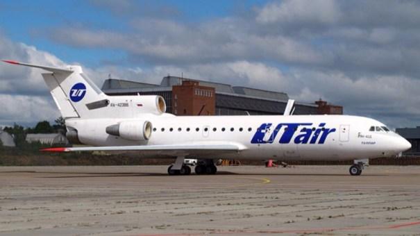 img 6663 Avión de pasajeros aterriza de emergencia en Rusia