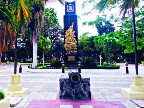 monumento Hoy se conmemora 171 aniversario batalla 19 de marzo