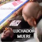 MUCHADOR MUERE