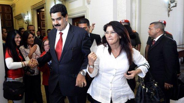0012477142 Esposa de Maduro tendrá su propio programa de TV [Venezuela]
