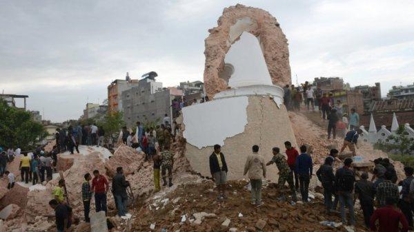0012533259 Video: Sismo 7.9 en Nepal; grandes pérdidas materiales y humanas