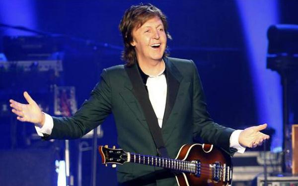 10734148w exBeatle Paul McCartney el músico más rico del Reino Unido