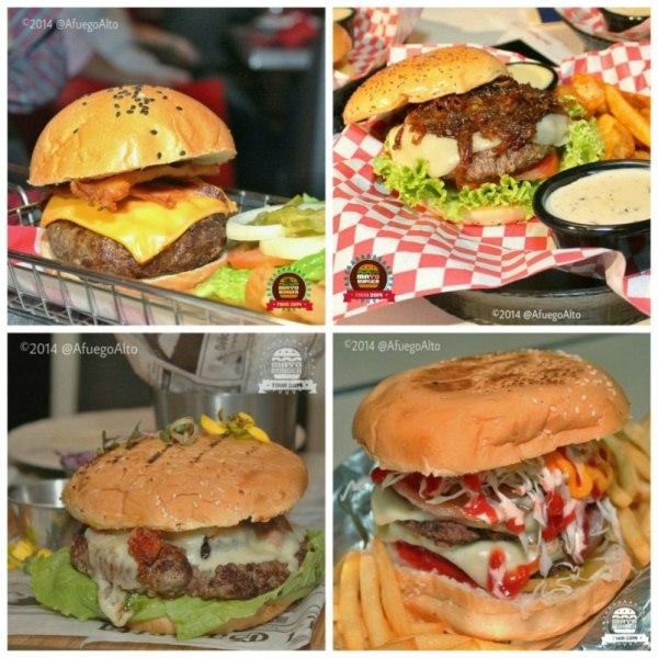 afuego En busqueda de la mejor hamburguesa de RD