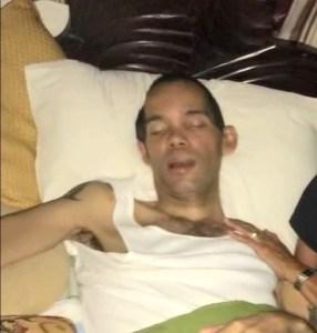 image125 Video   Joven deportista dominicano lucha contra terrible tumor