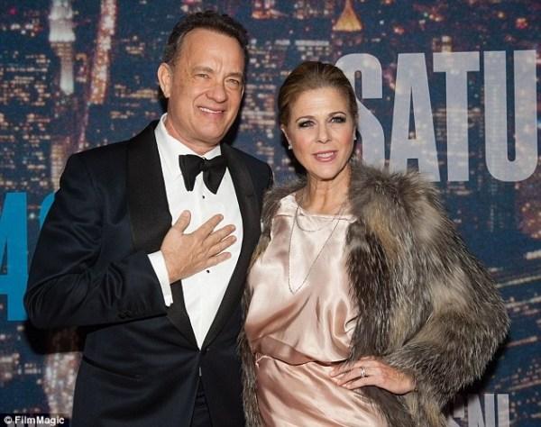 image238 Rita Wilson, esposa de Tom Hanks, tiene cáncer