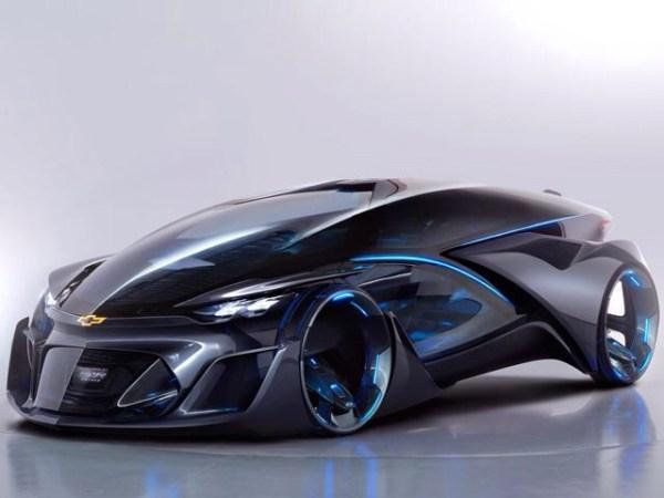 image344 Fotos   Chevrolet FNR, el carro del futuro
