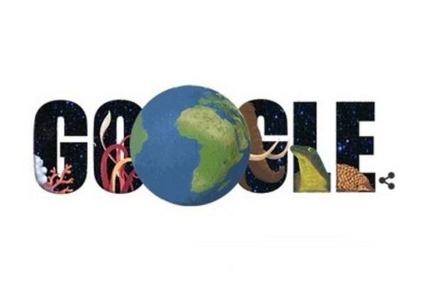 image422 Google dedica su doodle al Día de la Tierra