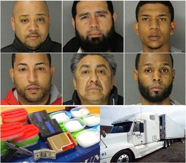 image5 Incautan US$2 millones en heroína a narcos dominicanos en Pensilvania