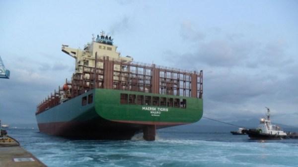 image590 Irán intercepta a un barco mercante