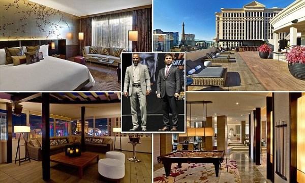 image624 Mayweather v Pacquiao: penthouse de hotel de US$50 mil por la noche de la pelea