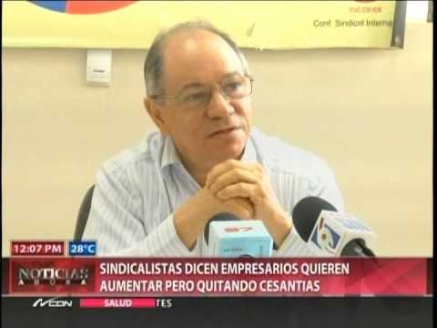 image97 Gobierno y empresarios procurarían modificar cesantía