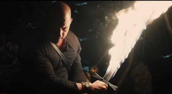 vin Trailer de la nueva pelicula de Vin Diesel