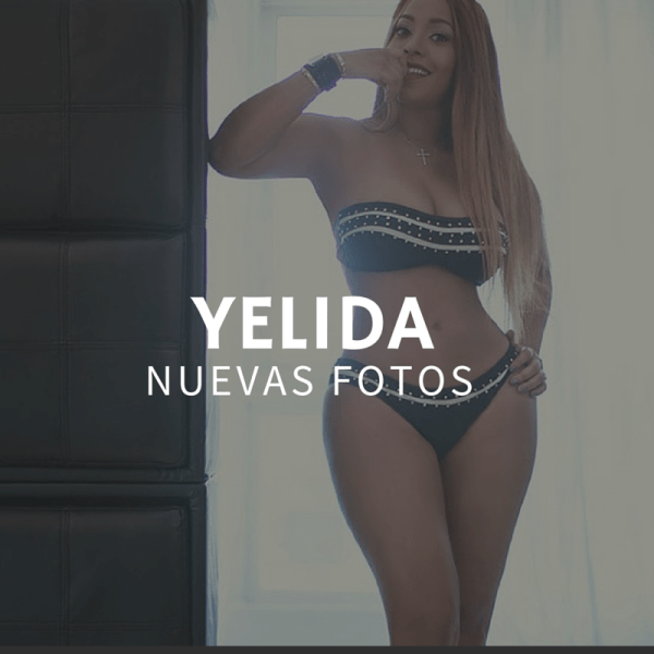yelida Fotos Fui Fuiu de presentadora dominicana