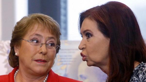 5561b7a4c46188213b8b45e8 Estado Islámico amenaza de muerte a presidentas de Argentina y Chile