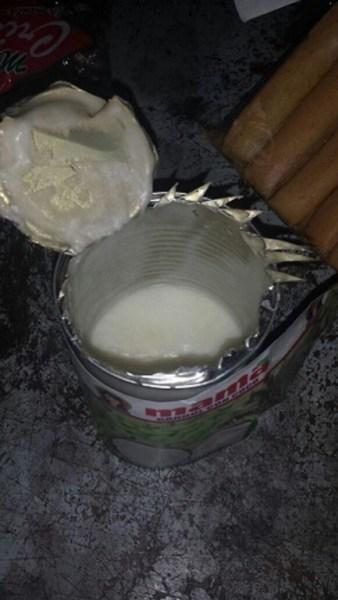 image122 Frustran envío de cocaína en latas de guandules