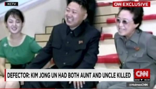 image222 Kim Jong Un envenenó a su tía