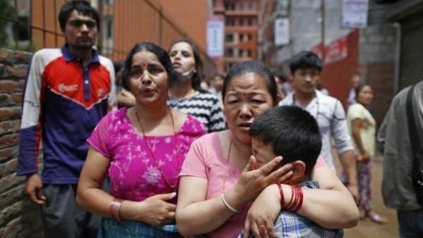 image229 Video   Cuando nuevo terremoto sacude a Nepal