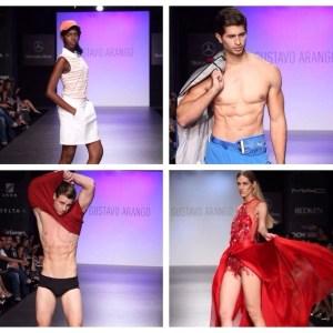 image25 Fotos   Desfiles 4to. día Mercedes Benz Fashion Week