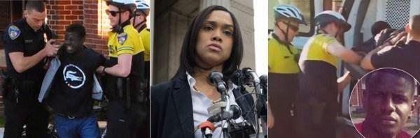 image28 Seis oficiales enfrentarán cargos por muerte afroamericano en Baltimore