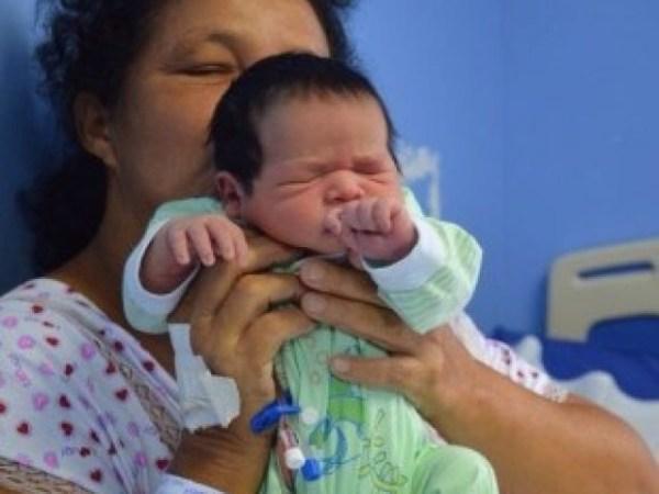 image369 Mujer de 51 años da a luz a su hijo número 21 (Brasil)