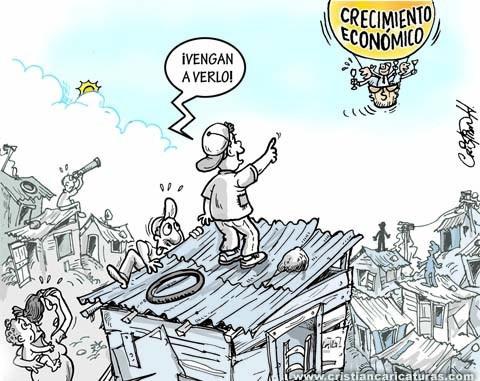 image505 El crecimiento económico...(caricatura)