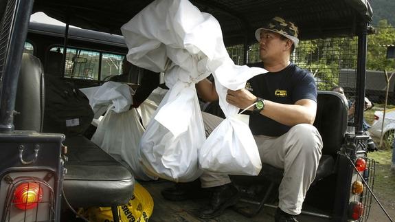 image578 Encuentran 139 tumbas de inmigrantes en Malasia
