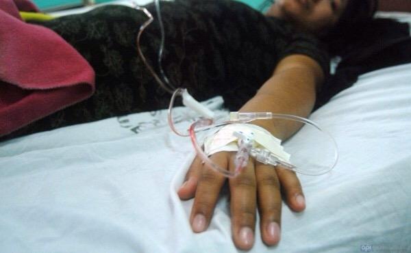 img 8489 Muere otra niña de dengue en Santiago