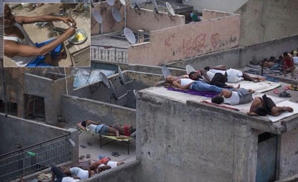 img 9235 1,772 vidas ha cobrado el calor en la India