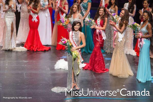 Miss Canadá Universo 2015 es de origen dominicano
