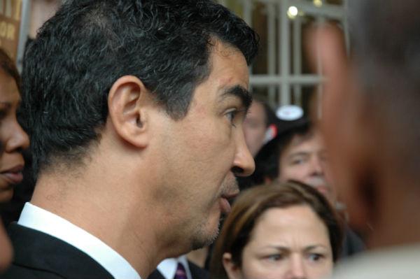 consejal Lo que un consejal dominicano le dijo al alcalde de NY en su cara