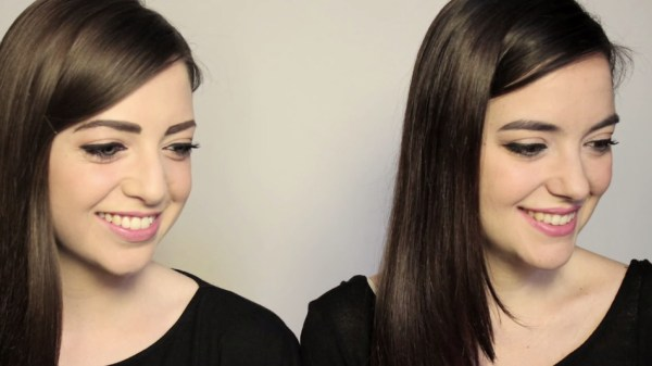 doppelganger Mujer encontró a su segunda extraña gemela