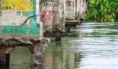 Puente sobre el río Yuna está feo pa la foto