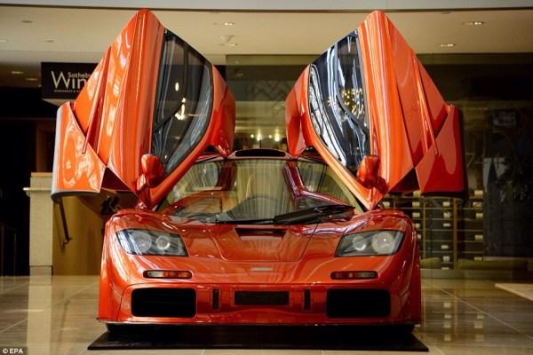 image114 Superdeportivo McLaren F1 se espera sea vendido en más US$12 millones en subasta