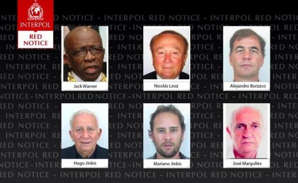 image49 La Interpol emite alertas rojas sobre exfuncionarios de la FIFA