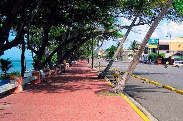 img 9329 Encuentran mujer muerta en malecón Puerto Plata