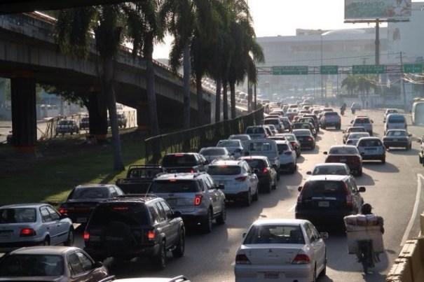 img 9334 En el DN circula más de un millón de vehículos diarios