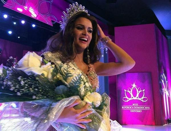 clarissa molina Wepa! – Clarissa Molina, Miss RD Universo 2015