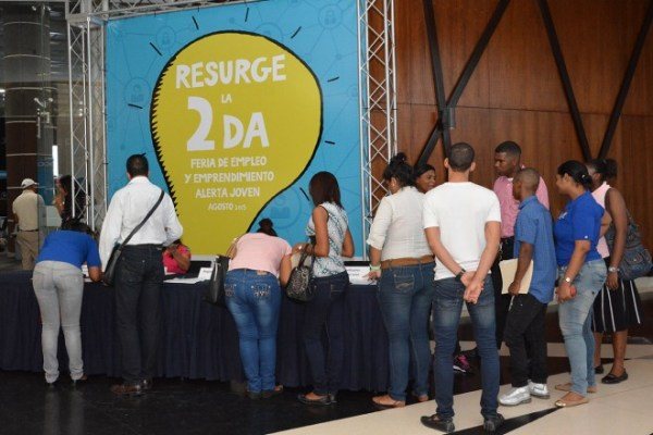 desempleo Jóvenes dominicanos se quejan de alta tasa de desempleo