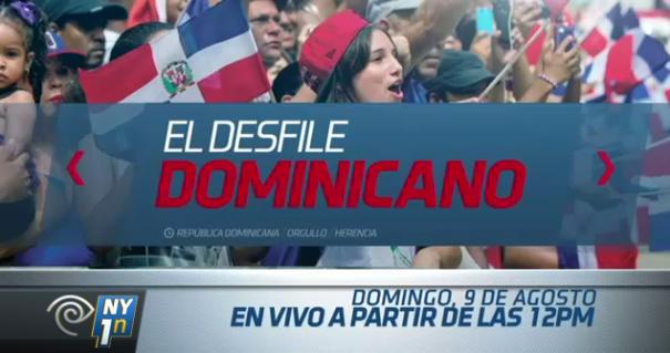 desfile dominicano