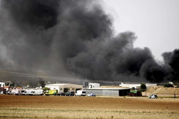 explosion espana Explosión cobra la vida de 5 personas en España