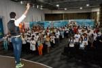 jovenes feria de empleo1 660x440 Fundación da apoyo a jóvenes emprendedores