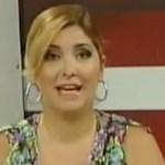 leila mejia1 VIDEO –Comunicadora cumple promesa al twitero de Amet